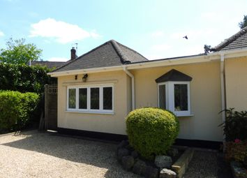 Thumbnail 1 bedroom bungalow to rent in Lone Pine Drive, West Parley, Ferndown