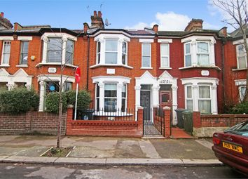 Thumbnail 4 bedroom terraced house for sale in Belgrave Road, Walthamstow, London