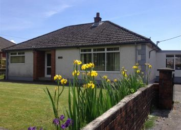 Thumbnail 2 bed detached bungalow for sale in Hirwaun Road, Tumble, Llanelli