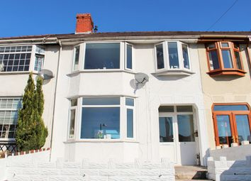 Thumbnail 3 bed terraced house for sale in Camarthen Road, Swansea