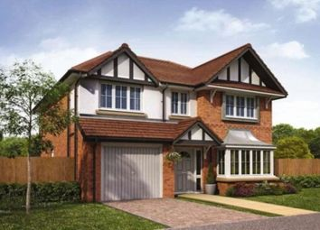 Thumbnail 4 bed detached house for sale in Fishers Lane, Blackpool