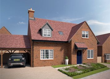Thumbnail 4 bed detached house for sale in Plot 18 The Wallingford, Saint's Hill, Slough Lane, Saunderton, Buckinghamshire