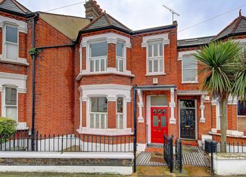 Thumbnail 3 bed terraced house to rent in Taybridge Road, London