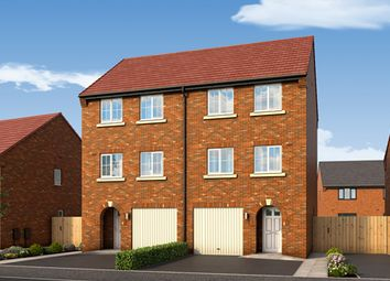 "Thumbnail 4 bed property for sale in ""The Buttermere"" at Woodford Lane West, Winsford"