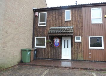 Thumbnail 3 bedroom terraced house to rent in Marsham, Orton Goldhay, Peterborough