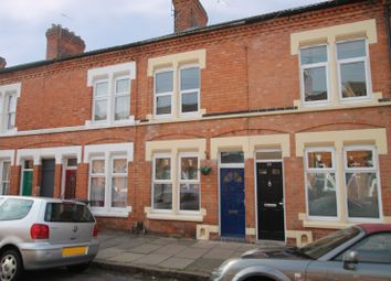 Thumbnail 2 bedroom terraced house for sale in Edward Road, Clarendon Park, Leicester