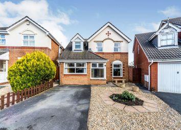 Thumbnail Detached house for sale in Megan Close, Gorseinon, Swansea