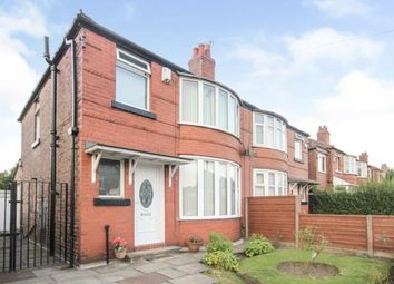 Colgate Crescent, Manchester, Greater Manchester, Uk M14. 3 bed semi-detached house