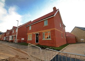 Thumbnail 3 bed detached house to rent in Red Admiral Way, Thornbury, Bristol