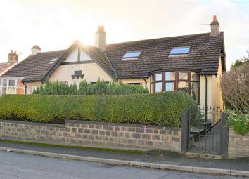 Thumbnail 4 bed property for sale in Park Road, Crosland Moor, Huddersfield