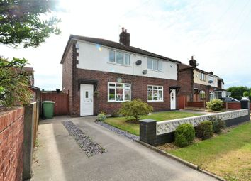 Thumbnail 2 bed semi-detached house for sale in Mosley Common Road, Worsley, Manchester