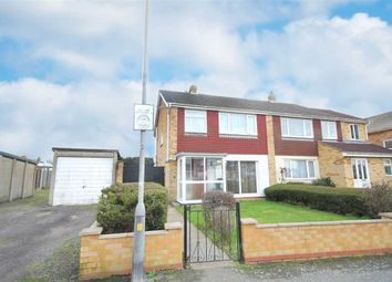 Thumbnail 3 bed semi-detached house for sale in St. Helens Avenue, Clacton-On-Sea