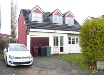 Thumbnail Detached house for sale in Third Avenue, Wolverhampton, Wolverhampton