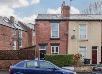 Thumbnail 2 bed end terrace house to rent in Tullibardine Road, Sheffield, South Yorkshire
