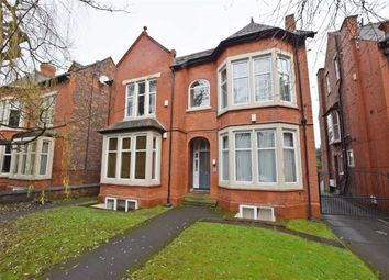 Thumbnail 3 bed flat for sale in 130A Barlow Moor Road, Didsbury, Manchester