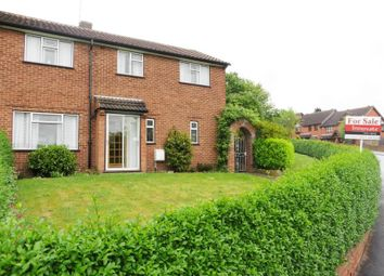 Thumbnail 3 bed semi-detached house for sale in Warrens Hall Road, Dudley