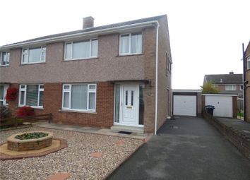 Thumbnail 3 bed semi-detached house for sale in Highmoor Park, Wigton, Cumbria