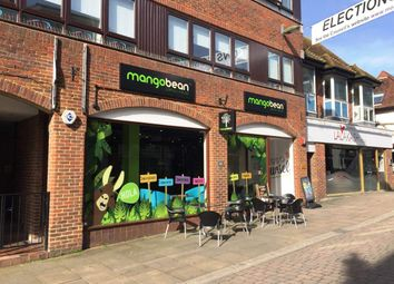 High Street, Leatherhead KT22. Restaurant/cafe