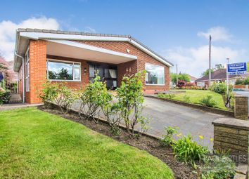 Thumbnail 3 bed detached bungalow for sale in Loretto Road, Urmston, Trafford