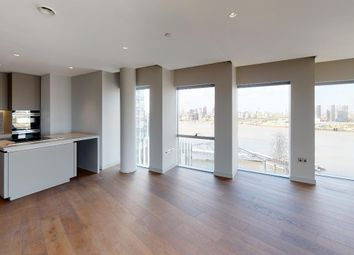 Thumbnail 3 bed flat for sale in 2 Cutter Lane, Greenwich Peninsula