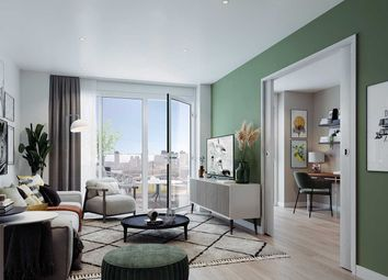 """Thumbnail 3 bed flat for sale in """"Block C - Type 20"""" at Silvertown Way, London"""
