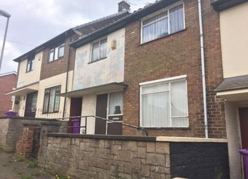 Thumbnail 4 bed terraced house for sale in Salisbury Street, Liverpool