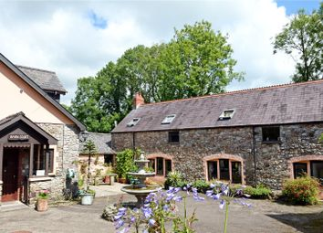 Thumbnail 8 bed detached house for sale in Barn Court, Templeton, Narberth, Pembrokeshire
