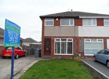 Thumbnail 3 bedroom semi-detached house to rent in Spen Place, Blackpool
