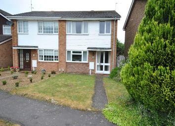 Thumbnail 3 bed end terrace house to rent in Cetus Crescent, Leighton Buzzard