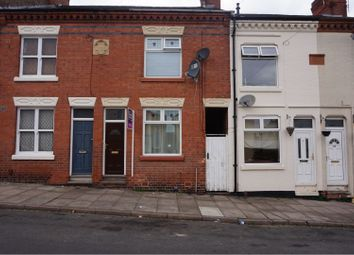Thumbnail 3 bed terraced house for sale in Ruby Street, Leicester