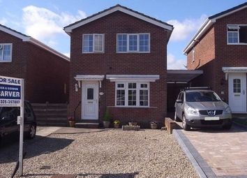 Thumbnail 3 bed detached house to rent in Norwich Grove, Darlington