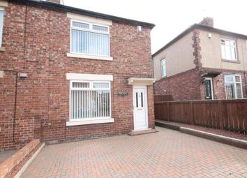Thumbnail 2 bed semi-detached house to rent in Lilac Crescent, Burnopfield, Newcastle Upon Tyne