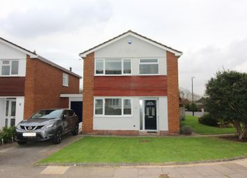 Thumbnail 3 bed detached house for sale in Aberdeen Close, Allesley, Coventry