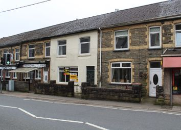 Thumbnail 3 bed terraced house for sale in 120 Islwyn Road, Wattsville, Caerphilly