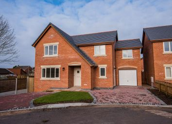 Thumbnail 5 bed detached house for sale in Buttermere Gardens, Chorley