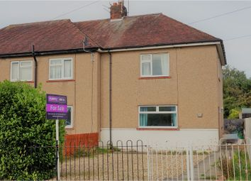 Thumbnail 3 bed end terrace house for sale in Dawson Drive, Prestatyn