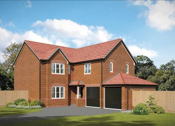 Thumbnail 5 bedroom detached house for sale in Liverpool Road, Warrington, Cheshire