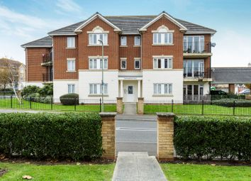 Thumbnail 2 bed flat to rent in Sandringham Court, Heritage Way, Gosport