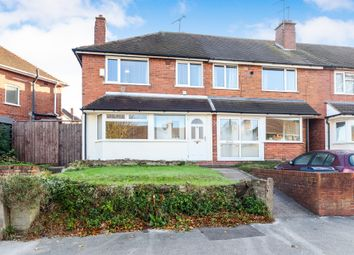 Thumbnail 3 bed semi-detached house for sale in Ringinglow Road, Great Barr, Birmingham