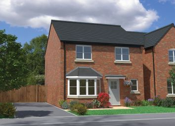 Thumbnail 3 bed detached house for sale in Chestnut Drive, Louth