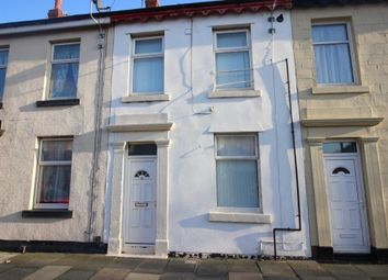 Thumbnail 2 bedroom terraced house for sale in Fairfield Road, Blackpool