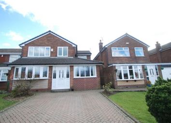 Thumbnail 4 bed detached house for sale in Buckton Vale Road, Carrbrook, Stalybridge