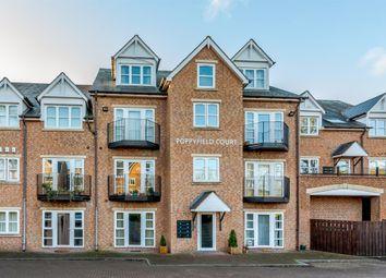 Thumbnail 2 bed flat for sale in Poppy Fields Court, Deighton Road, Wetherby