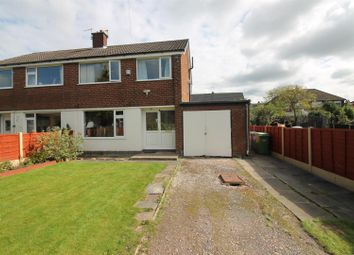 Thumbnail 3 bed semi-detached house for sale in Thirlmere Road, Partington, Manchester