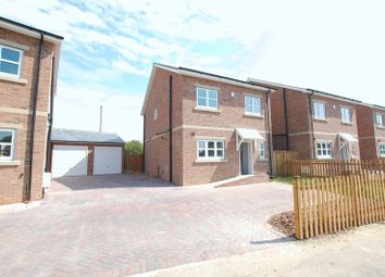 Thumbnail 4 bed detached house for sale in Heath Road, Grays