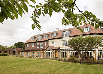 Thumbnail 2 bed flat for sale in 19 Elmbridge Manor, Elmbridge Village, Cranleigh, Surrey