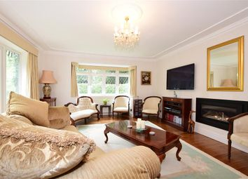 Thumbnail 4 bed detached house for sale in Shepherds Hill, Merstham, Surrey