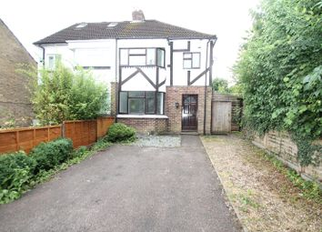 Thumbnail 3 bed semi-detached house for sale in Robin Hood Lane, Chatham, Kent