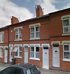 Thumbnail 2 bedroom terraced house for sale in Pembroke Street, Leicester