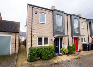 Thumbnail 2 bed end terrace house for sale in King George Way, Chingford